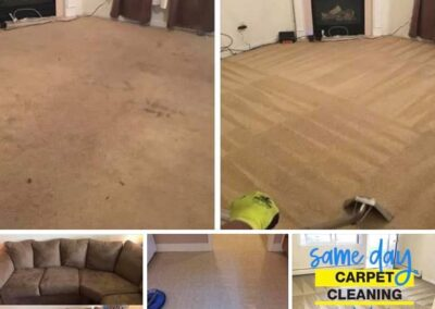 Same Day Carpet Cleaning Dallas