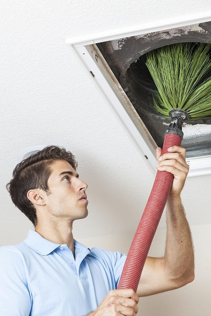 Air Duct Cleaning Dallas