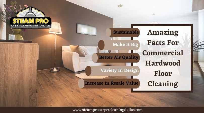 Amazing Facts For Commercial Hardwood Floor Cleaning