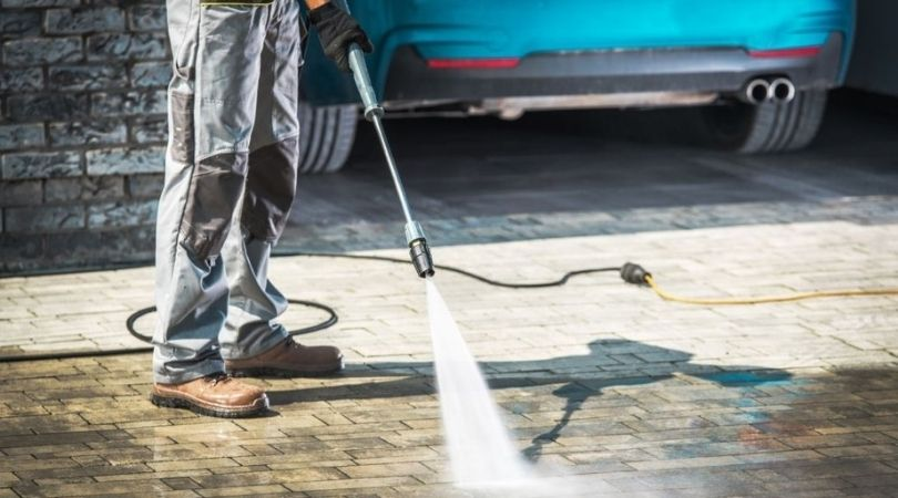 Driveway Power Washing Dallas